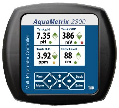 AquaMetrix 2300 Input Controller | Process Controllers | AquaMetrix-Process Controllers |  Supplier Saudi Arabia