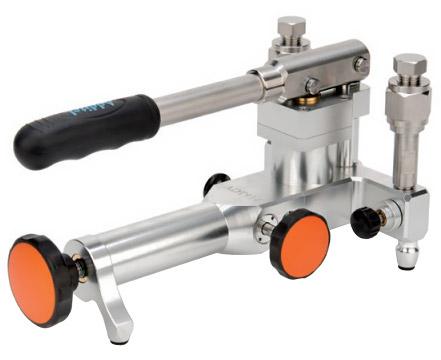 Additel ADT 914A Pressure Test Pump | Calibration Pumps and Pressure Sources | Additel-Pressure Calibrators |  Supplier Saudi Arabia