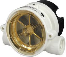 Gems RFA Series Paddlewheel Flow Meter | Turbine / Paddlewheel Flow Meters | Gems Sensors & Controls-Flow Meters |  Supplier Saudi Arabia