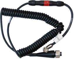 Commtest Accelerometer Coiled Cable | Commtest |  Supplier Saudi Arabia