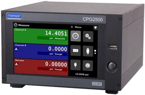 Mensor CPG2500 Pressure Indicator | Pressure Indicators | Mensor-Pressure Indicators |  Supplier Saudi Arabia