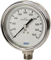 WIKA 232.54 and 233.54 Pressure Gauges   Pressure Gauges   WIKA-Pressure Gauges    Supplier Saudi Arabia