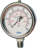 WIKA 232.53 and 233.53 Pressure Gauges   Pressure Gauges   WIKA-Pressure Gauges    Supplier Saudi Arabia