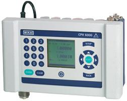 WIKA CPH6000 Process Calibrator   Pressure Multifunction Calibrators   WIKA-Pressure Calibrators    Supplier Saudi Arabia