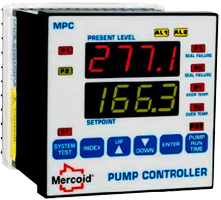 Mercoid MPC Level Controller | Level Indicators / Controllers | Mercoid-Level Instruments |  Supplier Saudi Arabia