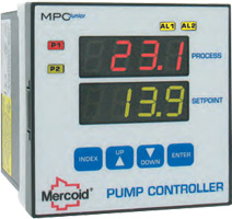Mercoid MPC Jr Level Controller | Level Indicators / Controllers | Mercoid-Level Instruments |  Supplier Saudi Arabia