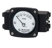 Mid-West Instrument Model 140 Differential Pressure Gauge | Pressure Gauges | Mid-West Instrument-Pressure Gauges |  Supplier Saudi Arabia