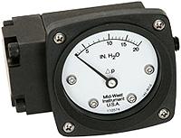Mid-West Instrument Model 142 Differential Pressure Gauge | Pressure Gauges | Mid-West Instrument-Pressure Gauges |  Supplier Saudi Arabia