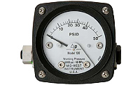 Mid-West Instrument Model 120 Differential Pressure Gauge | Pressure Gauges | Mid-West Instrument-Pressure Gauges |  Supplier Saudi Arabia