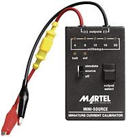Martel MS-420 Mini-Source Loop Calibrator   Single Function / Loop Calibrators   Martel Electronics-Electrical Calibrators    Supplier Saudi Arabia