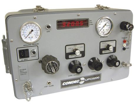 Condec UPC5200 / UPC5210 High Pressure Calibration Standard | Pressure Calibration Kits / Systems | Condec-Pressure Calibrators |  Supplier Saudi Arabia