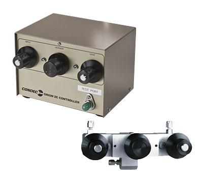 Condec Orion 2C Pneumatic Pressure Controller | Calibration Pumps and Pressure Sources | Condec-Pressure Calibrators |  Supplier Saudi Arabia