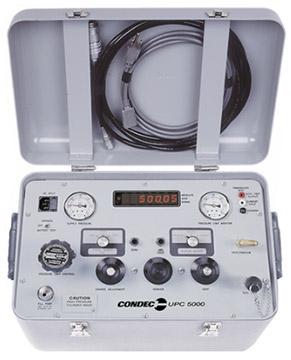 Condec UPC5000 / UPC5010 Pressure Calibration Standard | Pressure Calibration Kits / Systems | Condec-Pressure Calibrators |  Supplier Saudi Arabia