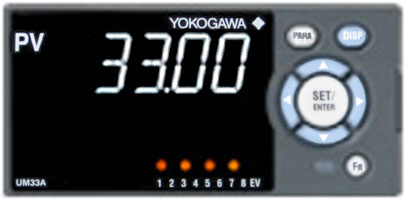 Yokogawa UM33A Digital Indicator | Panel Meters / Digital Indicators | Yokogawa-Panel Meters / Digital Indicators |  Supplier Saudi Arabia
