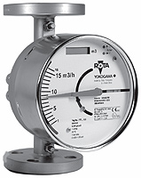 Yokogawa RAMC Short Stroke Rotameter | Rotameters / Variable Area Flow Meters | Yokogawa-Flow Meters |  Supplier Saudi Arabia