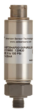 AST20HA Media Isolated Pressure Sensor   Pressure Sensors / Transmitters / Transducers   AST American Sensor Tech-Pressure Sensors / Transmitters / Transducers    Supplier Saudi Arabia