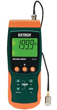 Extech SDL800 Vibration Meter   Vibration Monitoring   Extech-Vibration Monitoring    Supplier Saudi Arabia