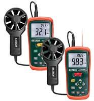 Extech AN100/AN200 CFM Thermo-Anemometer   Air Velocity Meters / Anemometers   Extech-Air Velocity Meters / Anemometers    Supplier Saudi Arabia