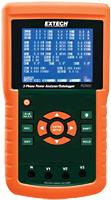 Extech PQ3450 3-Phase Power Analyzer / Data Logger   Data Loggers   Extech-Data Loggers    Supplier Saudi Arabia