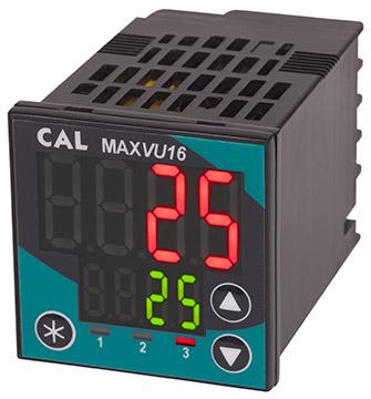 CAL Controls MAXVU16 Temperature Controller | Temperature Controllers | CAL Controls-Temperature Controllers |  Supplier Saudi Arabia