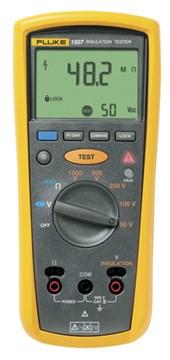 Fluke 1507 Insulation Resistance Tester   Megohmmeters / Insulation Testers   Fluke-Megohmmeters / Insulation Testers    Supplier Saudi Arabia