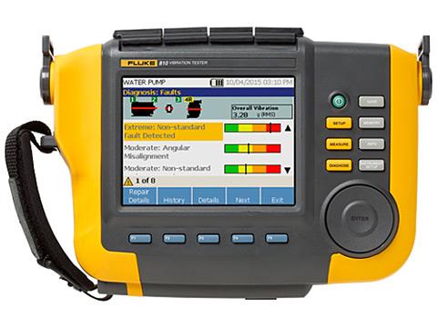 Fluke 810 Vibration Tester   Vibration Monitoring   Fluke-Vibration Monitoring    Supplier Saudi Arabia