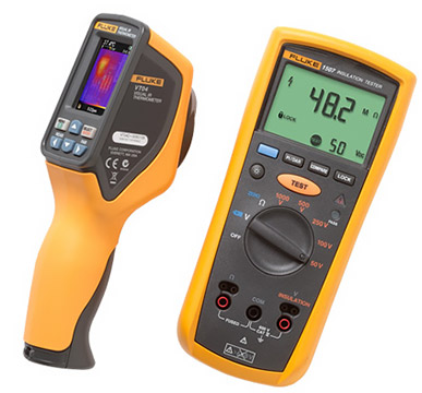 fluke flk vt04 maint kit visual ir thermometer maintenance