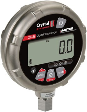 Crystal XP2i Series Pressure Gauge | Pressure Gauges | Crystal Engineering-Pressure Gauges |  Supplier Saudi Arabia