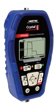 Crystal nVision Pressure Recorder | Pressure Multifunction Calibrators | Crystal Engineering-Pressure Calibrators |  Supplier Saudi Arabia
