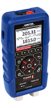 Crystal HPC40 Pressure Calibrator | Pressure Multifunction Calibrators | Crystal Engineering-Pressure Calibrators |  Supplier Saudi Arabia