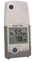 Telaire T7001 CO2 Monitor | Carbon Dioxide (CO2) Detectors | Telaire-Carbon Dioxide (CO2) Detectors |  Supplier Saudi Arabia
