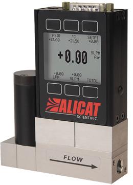 Alicat Scientific MCQ Series Mass Flow Controller | Differential Pressure Flow Meters | Alicat Scientific-Flow Meters |  Supplier Saudi Arabia