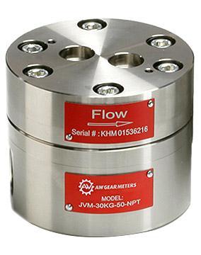 AW Gear Meters JV-KG Series Flow Meter | Positive Displacement Flow Meters | AW Gear Meters-Flow Meters |  Supplier Saudi Arabia