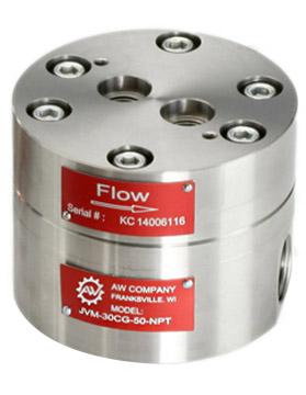 AW Gear Meters JV-CG Positive Displacement Flow Meter | Positive Displacement Flow Meters | AW Gear Meters-Flow Meters |  Supplier Saudi Arabia