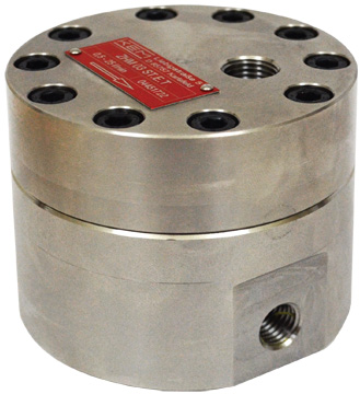 AW Gear Meters ZHM Series Positive Displacement Flow Meter | Positive Displacement Flow Meters | AW Gear Meters-Flow Meters |  Supplier Saudi Arabia
