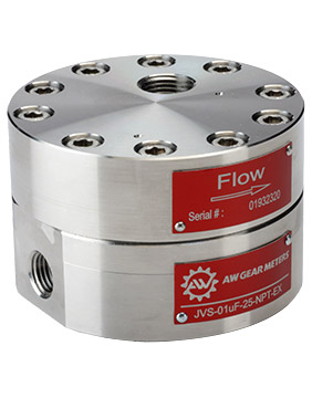 AW Gear Meters MicroFlow Positive Displacement Flow Meter | Positive Displacement Flow Meters | AW Gear Meters-Flow Meters |  Supplier Saudi Arabia