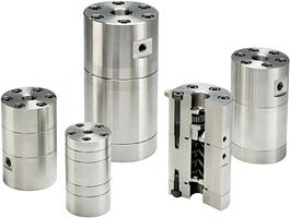 AW Gear Meters SRZ Helical Gear Flow Meters | Positive Displacement Flow Meters | AW Gear Meters-Flow Meters |  Supplier Saudi Arabia