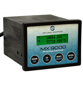 AW Gear Meters MX 9000 Process Monitor | Flow Meter Monitors | AW Gear Meters-Flow Meters |  Supplier Saudi Arabia